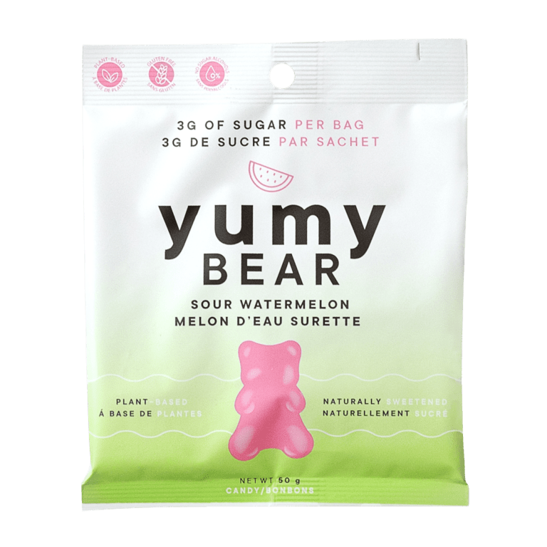 Pack of Yumy Bear Sour Watermelon Flavour
